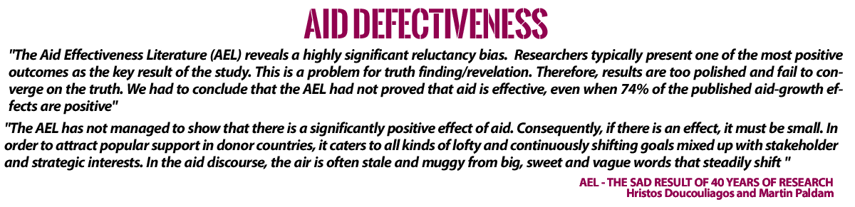 Aid Defectiveness