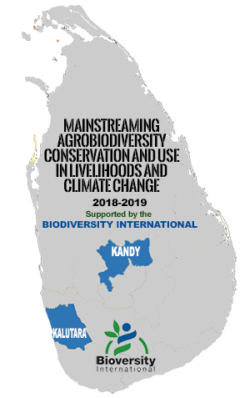 Mainstreaming agro-biodiversity conservation