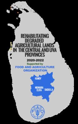 Rehabilitating degraded agricultural lands