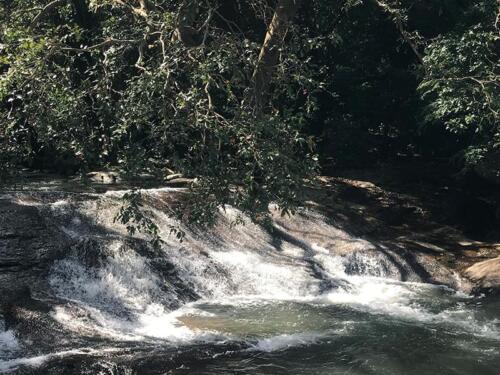 Heen Ganga waterslide